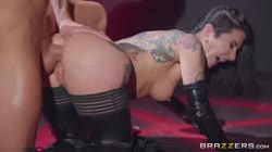 BrazzersExxtra Joanna Angel - Sacrifice My Ass