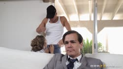 BrazzersExxtra Lena Paul - Avoiding Dicktection
