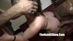 Thick white pawg virgo gangbanged by romemajor and don princ
